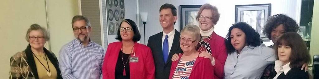 Democratic Candidates 2018