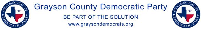 Grayson County Democratic Party Sherman Texas