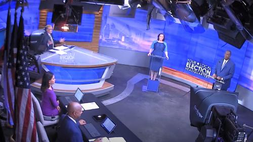 Senate Runoff Debate