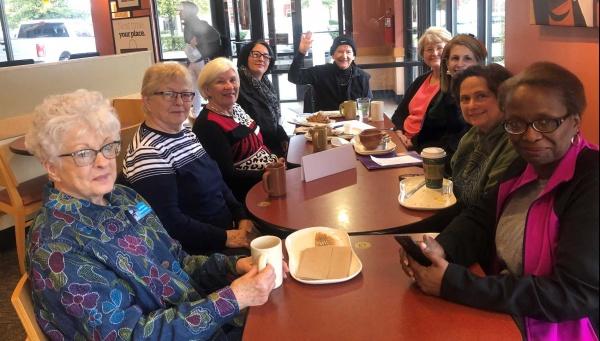 Democratic Women Kaffee Klatch